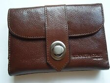 """Kenneth Cole """"New York"""" Genuine Leather Cardex Indexer Wallet"""