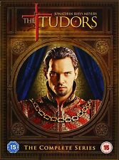 The Tudors Complete TV Series DVD Collection Season 1 2 3 4 [13 Discs] Boxset