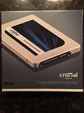 """Crucial MX300 2.5"""" 2 TB SATA III TLC Internal SSD CT2050MX300SSD1"""