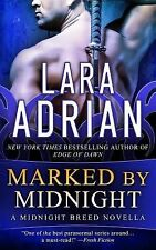 Marked by Midnight : A Midnight Breed Novella (2014, Paperback)