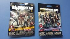 New York Comic Con - NYCC 2015 The Walking Dead Building Set Figure (2 Packages)