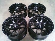 "Avant Garde Black 19"" wheels rims for Porsche Cayman Boxster 986 987 1996 an up"