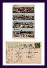 MICHIGAN DETROIT CADILLAC COMPANY 1915 MR. MARIS, TILBURY, ONTARIO, CANADA