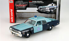 Dodge Mónaco Massachusetts State Police 1974 1:18 Autoworld