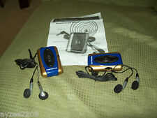 Super Sound Personal Portable Amplifier ( Listen Up Device )( As Seen on TV )