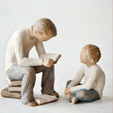 Willow Tree Siblings, Set of Two Brothers  Figurine Gift Set   23609