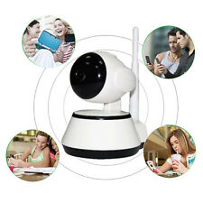 720P WiFi Wireless Pan Tilt CCTV Network Home Security IP Camera IR Night Vision
