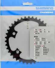 Shimano 105 FC-5800 Chainring 39T for 53-39T, Black, 11 Spd, FC-6800 Usable