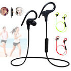 Waterproof Wireless Sports Stereo Bluetooth Earphone Headphone Earbuds Headset
