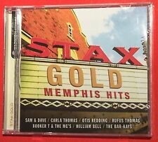 STAX GOLD MEMPHIS HITS RHINO LABEL 25 SUPERB TRACKS 2006