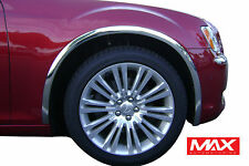 FTCR101 05-10 Chrysler 300 / 300C Dodge Charger Magnum CHROME PLATED Fender Trim