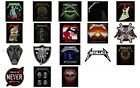Metallica Sew On Patch / Patches NEW OFFICIAL 18 designs to choose from
