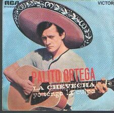 "PALITO ORTEGA 7""PS Spain 1969 La chevecha"
