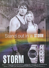 Storm Remi Special Edition Watch 2006 Magazine Advert #3025