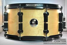 Sonor Black Mamba Maple Snare Drum 13x7 Natural Gloss - SSE101307SDWB3MP