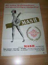 MASH ( M.A.S.H. ) - rares EA-Kinoplakat A1 ´70 - ROBERT ALTMAN