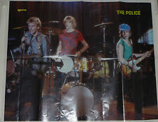 Deep Purple Tommy Bolin Ritchie Blackmore The Police Sting poster Belgian Joepie