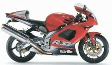 2 STAGE APRILIA TOUCH UP PAINT KIT RSV1000 MILLE 2000 - 03 HOT RED.