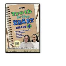 TRUTH IN THE HEART.FOR 4TH GRADE STUDENTS * COMPLETE SEASON: AN EWTN DVD