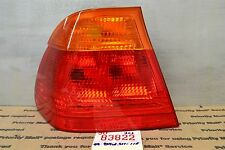 Oem 1999-2000-2001 BMW 323 325 328 330 Sdn Left Driver rear tail light  22 2C1