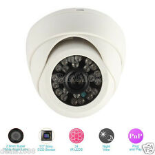 700TVL DVR Network Home Security Surveillance Camera System PAL IR Night Vision