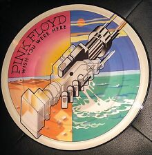 PICTURE DISC LP THE ROBOT'S HANDSHAKE ICONIC WISH YOU WERE HERE PINK FLOYD ALBUM