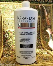 KERASTASE SPECIFIQUE BAIN STIMULISTE GL 1000ml or 34 oz, AUTHENTIC SHAMPOO!!!