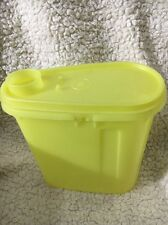Vintage TUPPERWARE Yellow 2 Qt Pitcher #587 Replacement Parts
