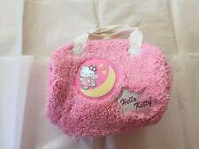 Sanrio Hello Kitty Handbag Shoulder Bag Fluffy Pink NEW