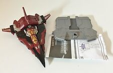 THRUST TRANSFORMERS Titanium Series Die-Cast Metal Hasbro Target Exclusive