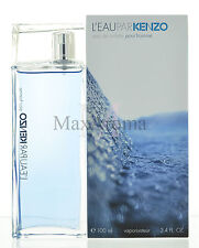 L'eau Par Kenzo by Kenzo Pour Homme Eau de toilette 3.4 oz 100 ml Spray for Men