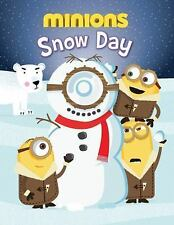 Minions: Snow Day  Hardcover Picture Book  Brand New
