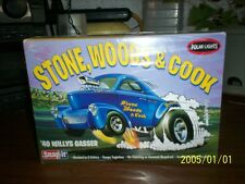 Polar Lights Stone Woods Cook 40 Willys Gasser Blown Sealed