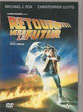 DVD ZONE 2--RETOUR VERS LE FUTUR--J.FOX/LLOYD/ZEMECKIS