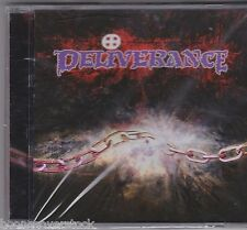 DELIVERANCE - S/T (*NEW-CD, 2008, Retroactive) Christian Thrash Metal Classic!