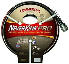 "Teknor-Apex 9844-75 3/4"" x 75' Commercial Never Kink No Tangle Pro Garden Hose"
