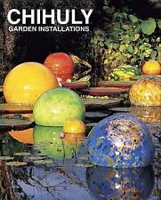 Chihuly Garden Installations, Chihuly, Dale, New Book
