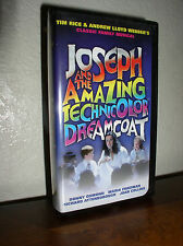 Joseph and the Amazing Technicolor Dreamcoat  (VHS, 2000, Clamshell)