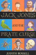 Jack Jones and the Pirate Curse, Judith Rossell, New Book