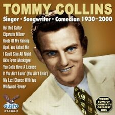 Singer-Songwriter - Tommy Collins (2004, CD NIEUW)