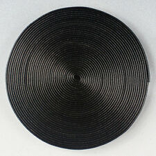5 METERS BRAID SAGEO TSUKA ITO FOR HILTS WRAP BLACK MANMADE LEATHER NEWEST