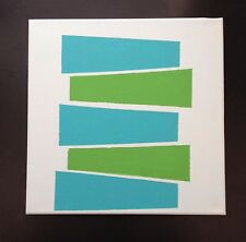 Mid Century Modern Wall Art Atomic 1950s geometric Retro Tiki Vintage Rockabilly