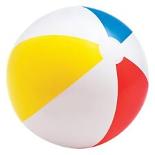 "3 x HUGE  20"" INFLATABLE  BEACH BALL-NEW/SEALED-FAST/FREE SHIP! 3-BIG BALLS!!"