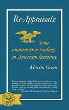 Re-Appraisals: Some Commonsense Readings In American Literature-ExLibrary