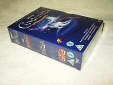 DVD Movie Disney The Cinderella Trilogy Boxset Dreams Come True Twist in Time