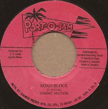 TOMMY McCOOK & THE SKATALITES - ROAD BLOCK - Port O Jam STUDIO ONE SKA LEE PERRY