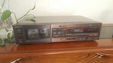 Vintage Sony Cassette Deck TC-FX707R {Made in Japan, Beautiful!}