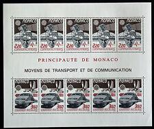 Timbre MONACO Stamp - Yvert et Tellier Bloc n°41 n** (Y4)
