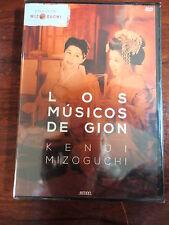 DVD (nuevo) Los Musicos de Gion,Kenji Mizoguchi
