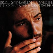 Bruce Springsteen The Wild, The Innocent & The E Street Shuffle CD NEW SEALED